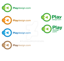 Logo - Playdesign.com by vlahall