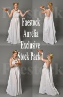 Aurelia  - Exclusive Stock Pack 1 by faestock