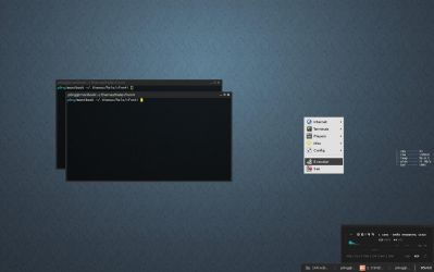 Rele for XFCE by p0ngbr