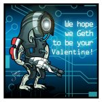 Love from Legion by Capital-J