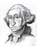 George Washington by Caricature80