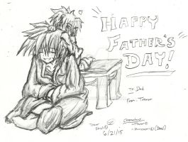 Father's Day (6-21-15) by TheRush05