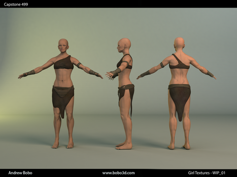 Capstone Girl Texture WIP1 by mr-hobes