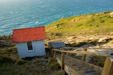 Point Reyes Buildings 2 by sean335