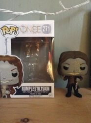 My OUAT Pop! by Lokifan18