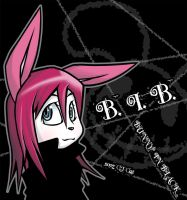 B.I.B - Bunny in Black by cjcat2266