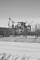 Chernobyl Power Plant II by michpix