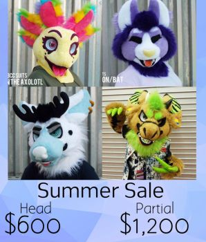 !! Suit Summer Sale !! by blueraccoon23