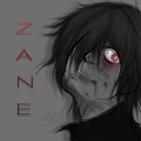 Zane Remake (DO NOT REPOST WITHOUT PERMISSION) by JessieDragons
