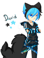 David by Love-The-Nekos