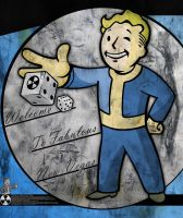 Fallout New Vegas by phil2001