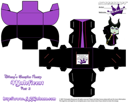 Maleficent Cubeecraft Part 2 by SKGaleana by SKGaleana