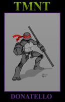 classic donatello by comicninja