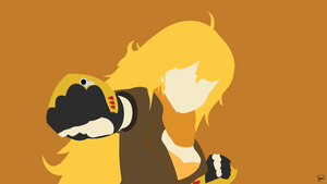 Yang Xiao Long {RWBY} by greenmapple17