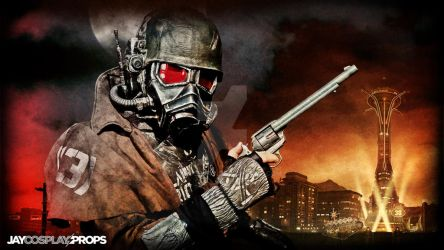 Fallout: NewVegas (TitleScreen Cosplay Recreation) by JayCosplay