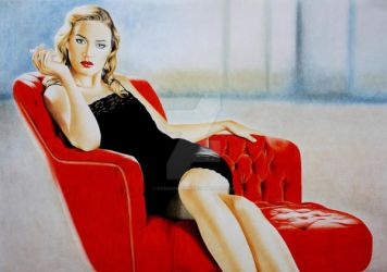 Kate Winslet by PassionDraw
