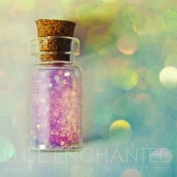 Fairy dust by EliseEnchanted