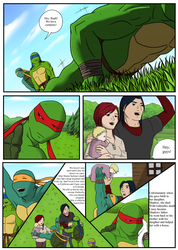 A new responsibility - Page 5 by Sherenelle
