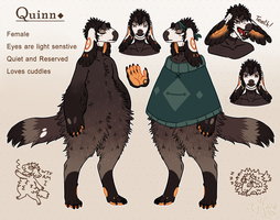 Quinn Refsheet 2018 by MrGremble