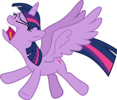 Twilight Sparkle Very Upset by Hendro107