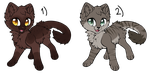 More Adopable cats [0/2] by DevilsRealm
