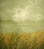 Pack Backgrounds- Field by ROSASINMAS