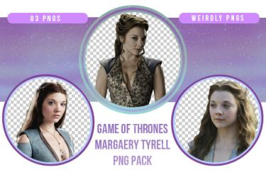 Game of Thrones Margaery Tyrell PNG Pack by Weirdly-PNGS