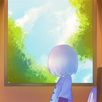 [Yuki Adventure Project]The Sky Is Quiet and Peace by alexa-blue-sky