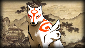 Amaterasu by Nikolad92