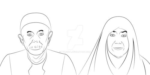 [WIP] Rest in Peace My late-Grandparents by Lyle127A