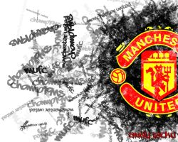 MUFC by AndyJacko