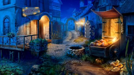 Hidden Object game location by scerg