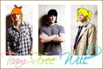 Team Free Will by ppgzbubbles