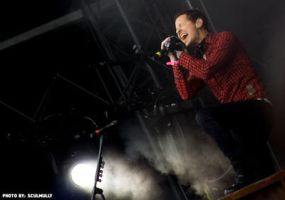 Linkin Park at Pinkpop2 by sculmully