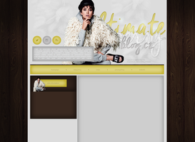 Katy Perry Layout [Ultimate-Perry.blog.cz] by lenkamason