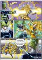 -DBM- Goku VS Cell page 04 by DBZwarrior