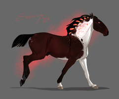 9801 Embereye by NorthEast-Stables