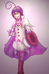 sir Mephisto Pheles by Manthur