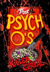 Psycho Cereal by quasimetaphysical