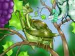 Pigme or Hummingbird Dragons by Lady-Date