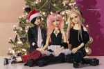 Happy Holidays! by Labeculas-Dollhouse