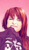 Hayley Williams by KhiMa