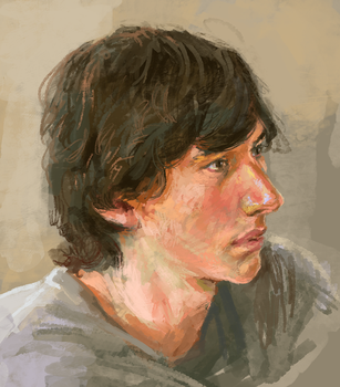 Ben Solo by solar-sea