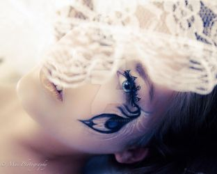 Paperself Lashes Shoot 2 by maeartphotography