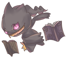 Jupetta | Banette Commission by AutobotTesla