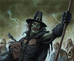 Zombie Lord by DaveAllsop