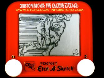 Flash Quick Change Etch A Sketch by EtchUProductions