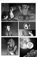 DreamCatcher Chap. 5: Pg. 13 by Lunaromon