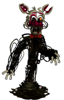 Molten Foxy Ver 2.0 by shadowNightmare13