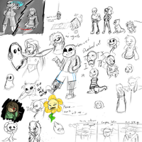 Drawpile #1 by Myralilth